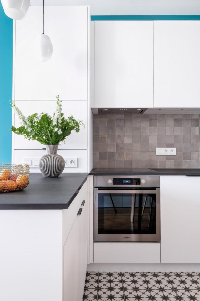 Brotteaux - Après -cuisine carreaux ciment